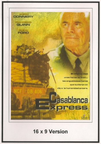 Casablanca Express 16x9 Widescreen TV.