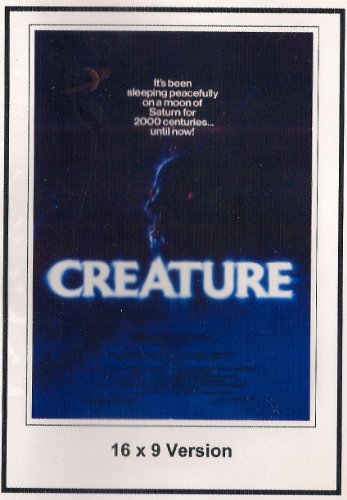 Creature 16x9 Widescreen TV.