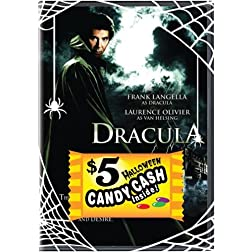 Universal Dracula 1979 W/halloween Candy Cash [dvd] [aws]