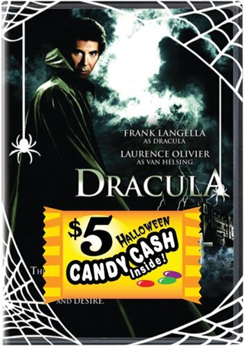 Universal Dracula 1979 W/halloween Candy Cash [dvd] [aws]