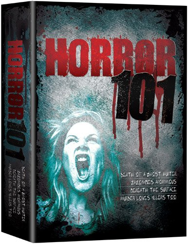 Horror 101 (4 DVD SE Set)