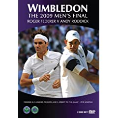 Wimbledon 2009 Mens Final - Federer vs Roddick
