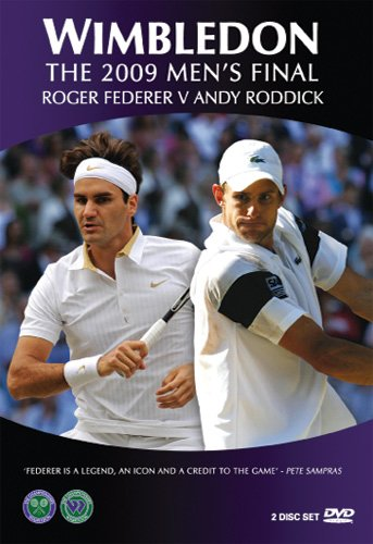 Wimbledon 2009 Mens Final - Federer vs Roddick