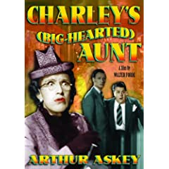 Charlies Big-Hearted Aunt