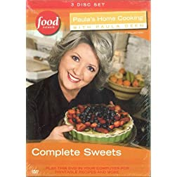 Paula's Home Cooking with Paula Deen: Complete Sweets