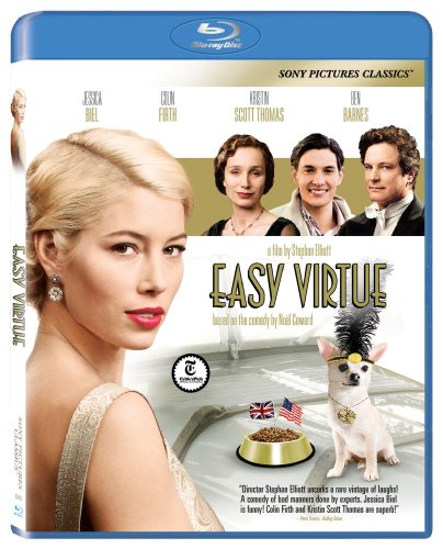 Easy Virtue [Blu-ray]