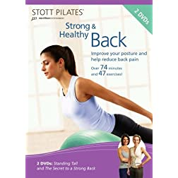 STOTT PILATES: Strong & Healthy Back 2 Pack