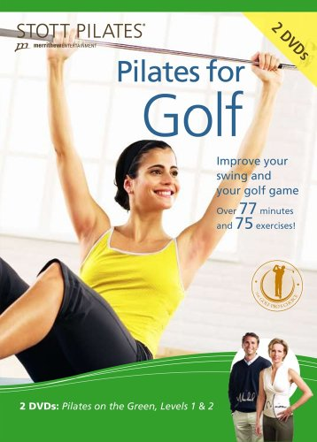 STOTT PILATES: Pilates for Golf 2 DVD Set