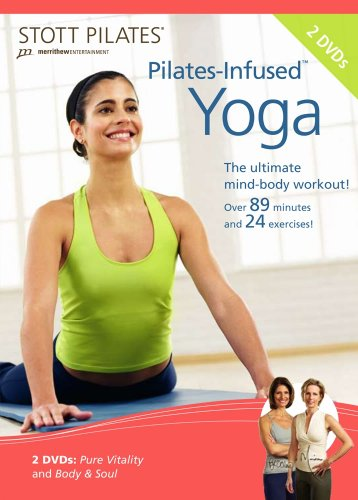 STOTT PILATES: Pilates-Infused Yoga 2 Pack