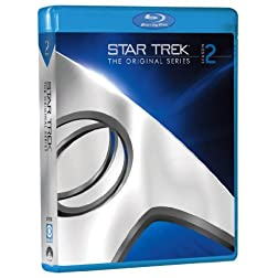 Star Trek The Original Series:  Season Two [Blu-ray]