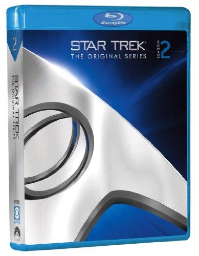 Star Trek The Original Series:  Season Two [Blu-ray]