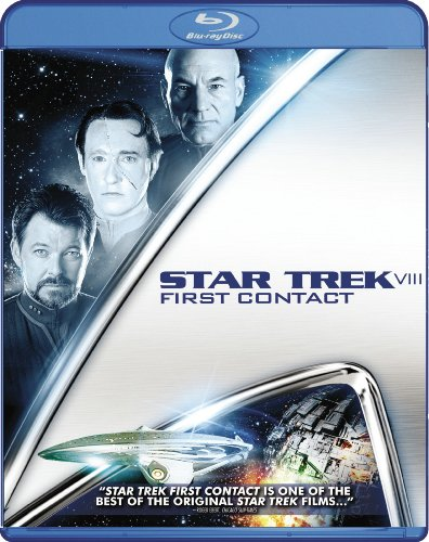 Star Trek VIII: First Contact (Remastered) [Blu-ray]