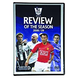 Premier League 2009 Review Of The Season DVD