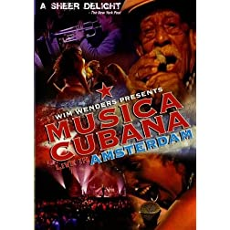 Wim Wenders Presents Musica Cubana: Live in Amsterdam