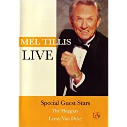 Mel Tillis LIVE