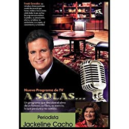 """A Solas..."" Jaqueline Cacho, periodista"