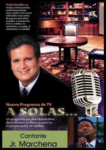 """A Solas..."" Jr. Marchena, cantante"