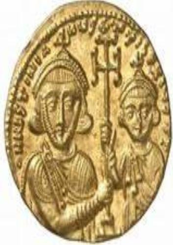 Ancient Byzantine Gold Solidus