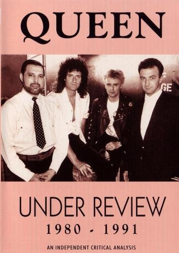 Queen: Under Review 1980-1991