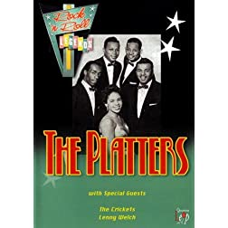 The Platters: Rock 'n Roll Legends