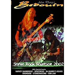 Bedouin: Sonic Rock Solstice 2002