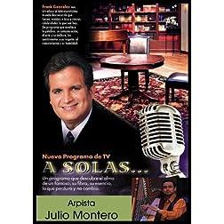 """A Solas..."" Julio Montero, arpista"