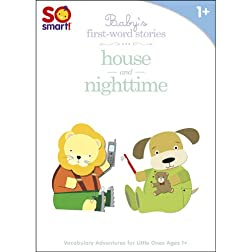 Baby's First Word Stories - Vol. 1 House; Nighttime