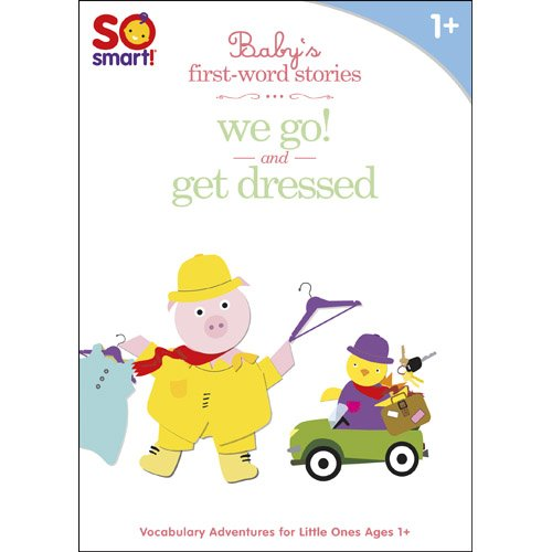 Baby's First Word Stories - Vol. 2 We Go; Get Dressed