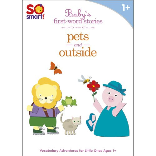 Baby's First Word Stories - Vol. 3 Pets; Outside