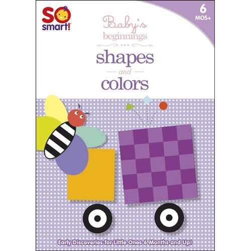 Beginnings - Vol. 2 Shapes; Colors