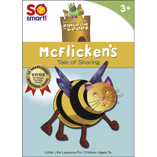 King Otis and the Kingdom of Goode:  McFlicken's A Tale of Sharing