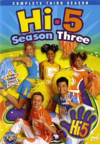 Hi-5 Season Three (3 PC Box Set)