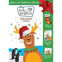 Baby Einstein: Baby's 1st Christmas Gift Set