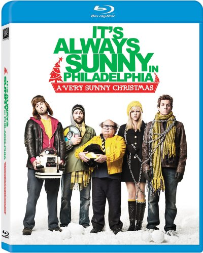 It's Always Sunny in Philadelphia: A Very Sunny Christmas [Blu-ray]