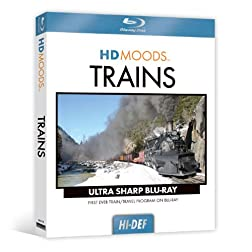 HD Moods: Trains [Blu-ray]