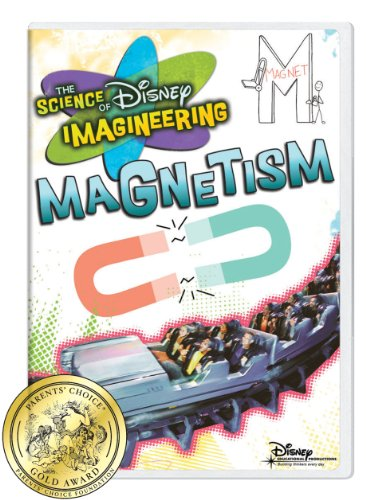The Science of Disney Imagineering Magnetism [Interactive DVD]