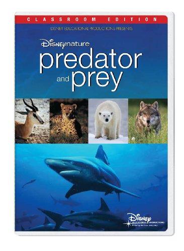 Disneynature Predator and Prey Classroom Edition [Interactive DVD]