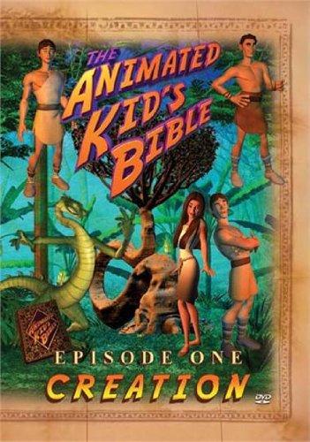 Animated Kids Bible: Creation
