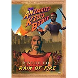 Animated Kids Bible: Rain of Fire