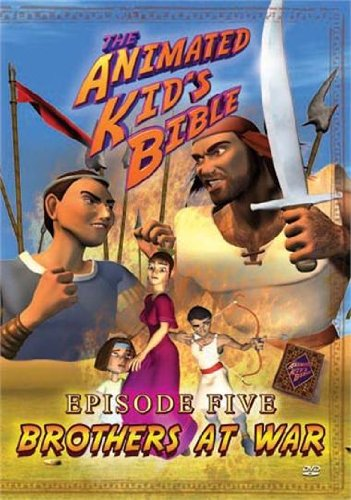 Animated Kids Bible: Brothers at War