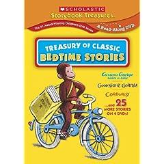 Treasury of Classic Bedtime Stories