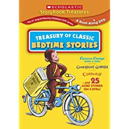 Treasury of Classic Bedtime Stories