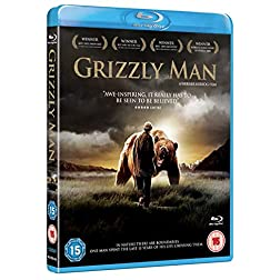 Grizzly Man [Blu-ray]