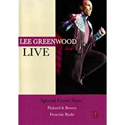Lee Greenwood LIVE
