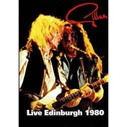 Gillan: Live Edinburgh 1980