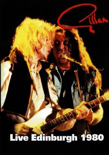 Gillan: Live Edinburgh 1980