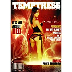 Temptress Video Gazine Volume 1