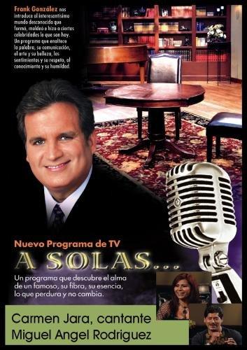 """""""A Solas..."""" Carmen Jara, cantante & Miguel �ngel Rodriguez, actor"""