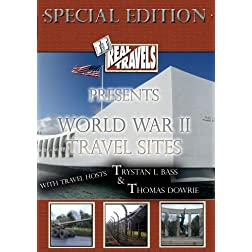 T&T's Real Travels presents World War II Travel Sites