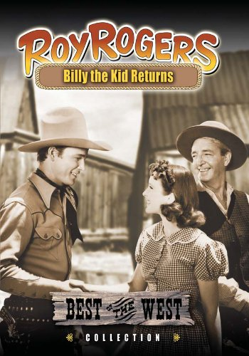 Roy Rogers - Billy the Kid Returns